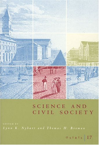 Science and Civil Society   2002 9780226073729 Front Cover