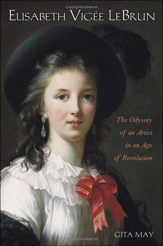 Elisabeth Vig�e le Brun The Odyssey of an Artist in an Age of Revolution  2005 9780300108729 Front Cover