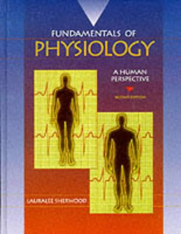 Fundamentals of Physiology A Human Perspective 2nd 1995 edition cover