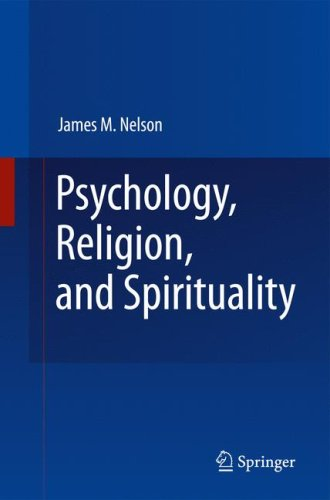 Psychology, Religion, and Spirituality   2009 edition cover