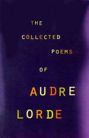 Collected Poems of Audre Lorde   2000 edition cover