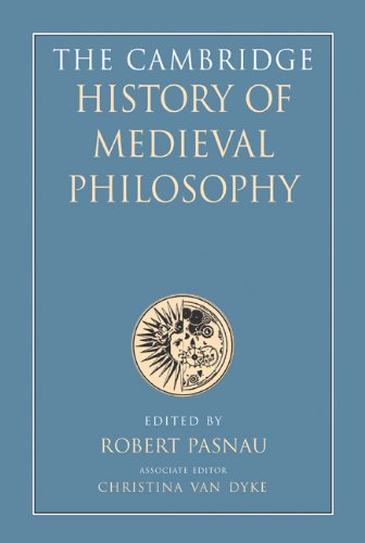 Cambridge History of Medieval Philosophy   2009 9780521866729 Front Cover