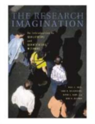 Research Imagination An Introduction to Qualitative and Quantitative Methods  2007 9780521879729 Front Cover