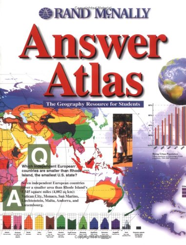 Answer Atlas : The Geography Resource for Students  2007 edition cover