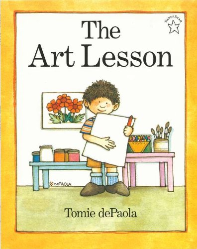 Art Lesson  N/A edition cover