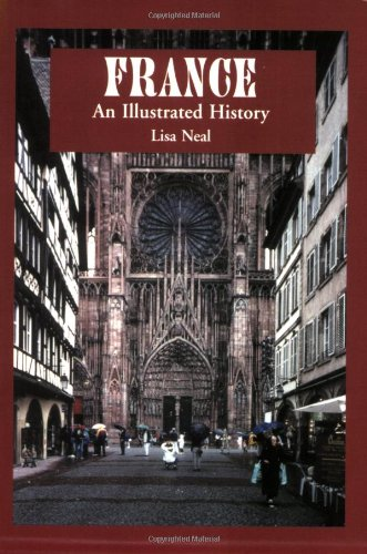 France An Illustrated History  2001 edition cover