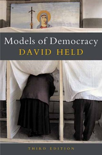 Models of Democracy  3rd 2006 (Revised) edition cover