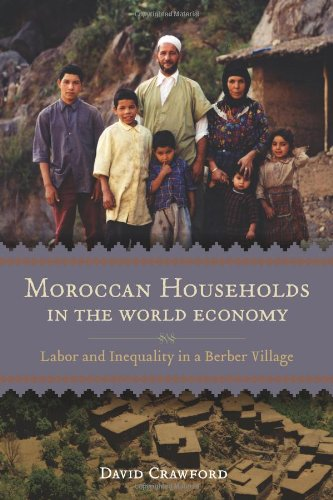 Moroccan Households in the World Economy Labor and Inequality in a Berber Village  2008 edition cover