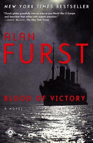 Blood of Victory  N/A edition cover