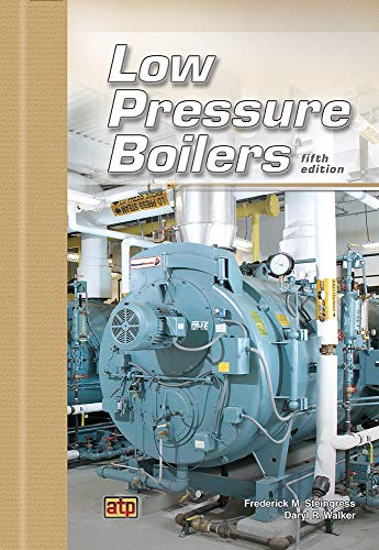 Low Pressure Boilers:   2018 9780826943729 Front Cover