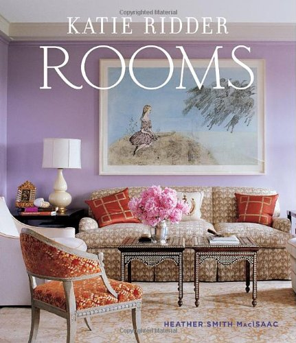 Katie Ridder Rooms   2011 edition cover