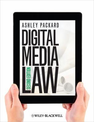Digital Media Law  2nd 2012 edition cover