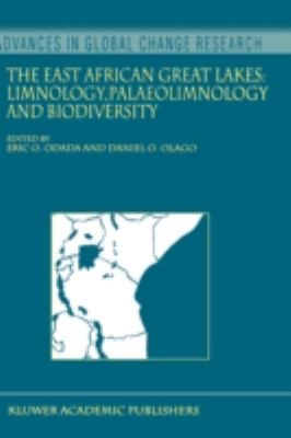 East African Great Lakes Limnology, Palaeolimnology and Biodiversity  2002 9781402007729 Front Cover