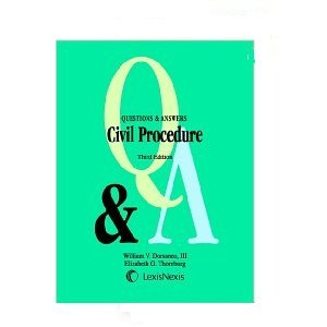 Questions and Answers Multiple Choice and Short Answer Questions and Answers 3rd 2012 edition cover
