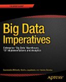 Big Data Imperatives Enterprise 'Big Data' Warehouse, 'BI' Implementations and Analytics  2013 edition cover