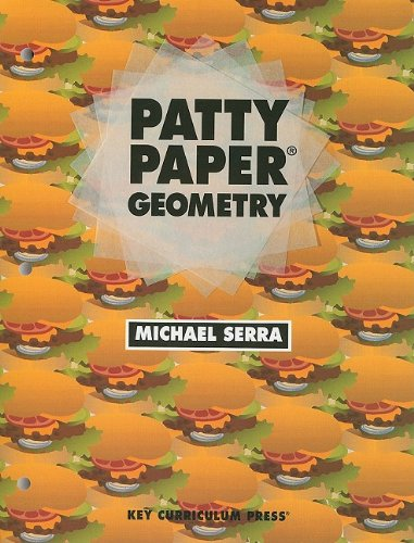 Patty Paper Geometry  N/A edition cover