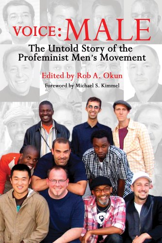 Voice Male The Untold Story of the Pro-Feminist Men's Movement  2014 edition cover