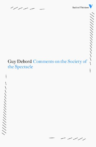 Comments on the Society of the Spectacle  3rd 2011 edition cover