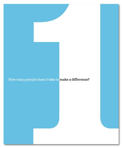 One How Many People Does It Take to Make a Difference N/A edition cover