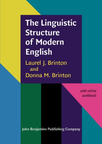 Linguistic Structure of Modern English  2nd 2010 (Revised) edition cover