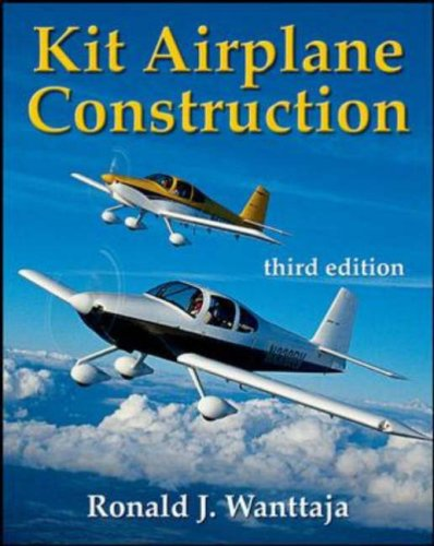 Kit Airplane Construction  3rd 2006 (Revised) edition cover