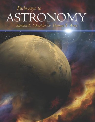 Pathways to Astronomy with Starry Nights Pro CD-ROM (V. 3. 1)   2007 edition cover