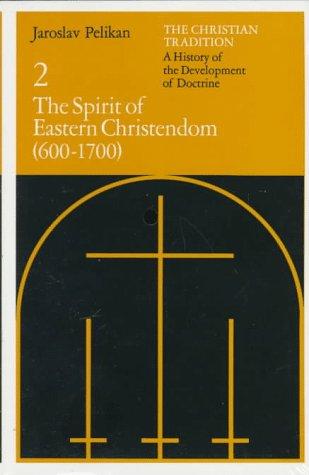 Spirit of Eastern Christendom, 600-1700   1997 (Reprint) edition cover