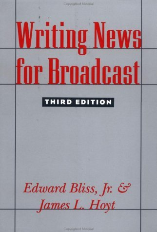 Writing News for Broadcast  3rd 1994 edition cover