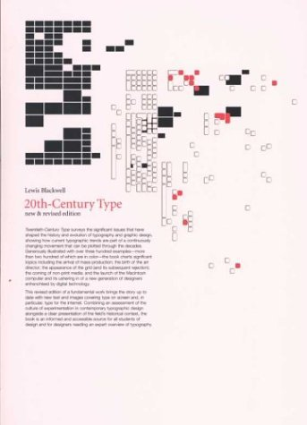 20th-Century Type   2004 (Revised) edition cover