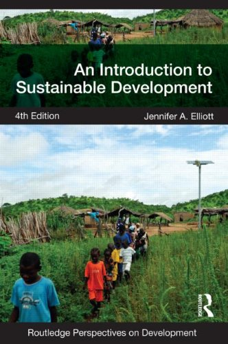 Introduction to Sustainable Development  4th 2013 (Revised) edition cover