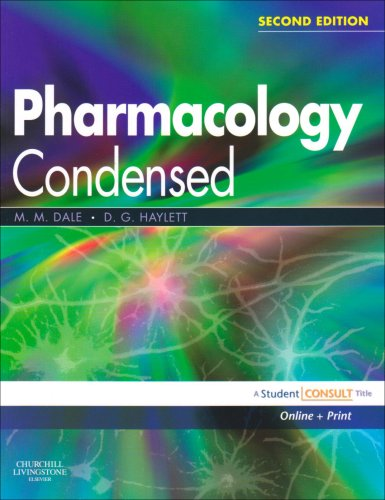 Pharmacology Condensed  2nd 2008 edition cover