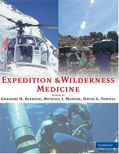 Expedition and Wilderness Medicine   2008 9780521868730 Front Cover