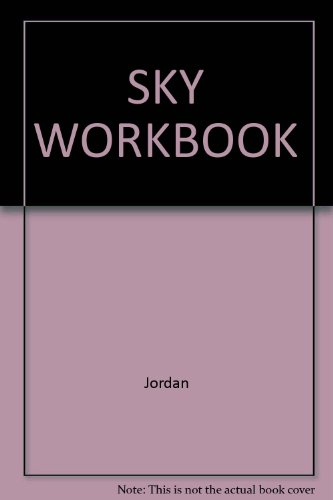 Sky Workbook   2002 9780534390730 Front Cover