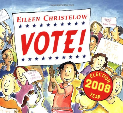 Vote!   2003 edition cover