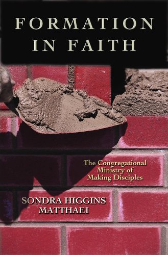 Formation in Faith The Congregational Ministry of Making Disciples  2008 edition cover