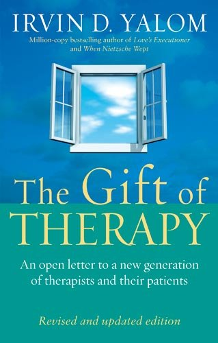 GIFT OF THERAPY 1st edition cover