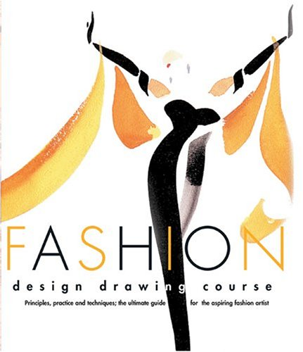 Fashion Design Drawing Course  2003 edition cover