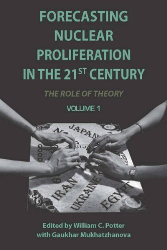 Forecasting Nuclear Proliferation in the 21st Century The Role of Theory  2010 edition cover