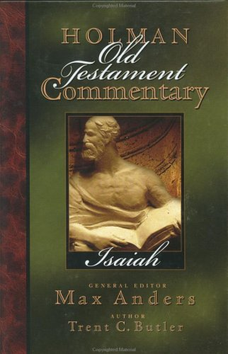 Holman Old Testament Commentary - Isaiah   2002 edition cover