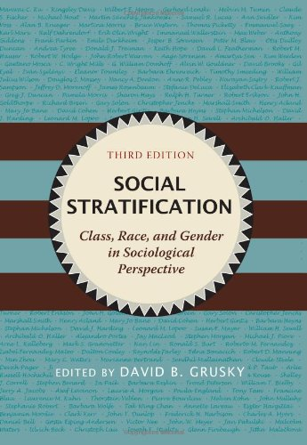 Social Stratification Class, Race, and Gender in Sociological Perspective 3rd 2008 edition cover
