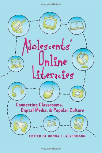 Adolescents and Literacies in a Digital World  2002 edition cover
