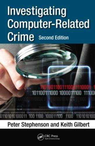 Investigating Computer-Related Crime  2nd 2013 (Revised) edition cover