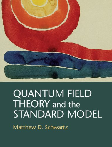 Quantum Field Theory and the Standard Model   2013 edition cover