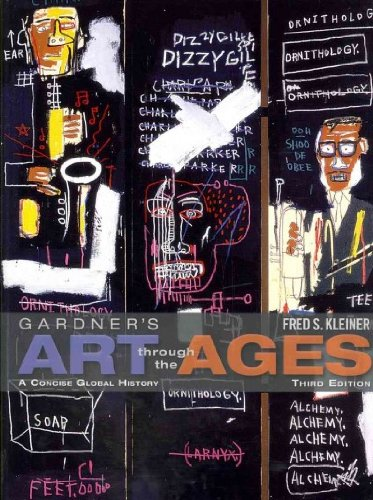 Gardner's Art Through the Ages A Concise Global History 3rd 2013 edition cover