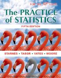 Practice of Statistics  5th 2015 (Revised) edition cover