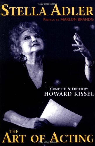 Stella Adler The Art of Acting  2000 edition cover