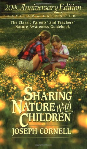 Sharing Nature with Children 20th 1998 (Anniversary) edition cover