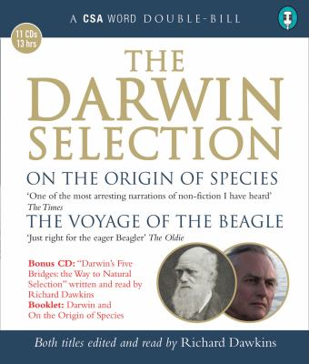 The Darwin Selection: On the Origin of Species and the Voyage of the Beagle  2012 edition cover
