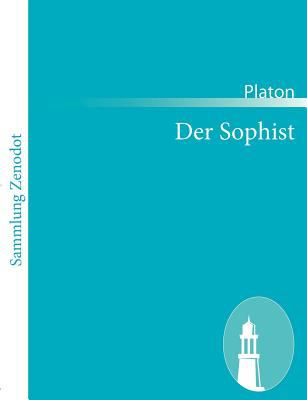 Sophist   2011 9783843066730 Front Cover