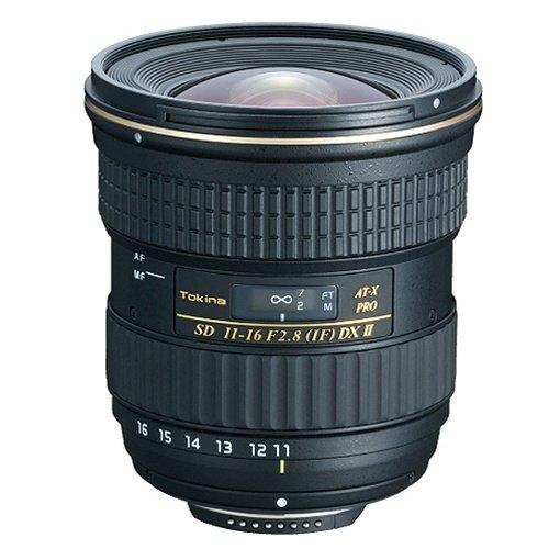 Tokina 11-16mm f/2.8 AT-X116 Pro DX II Digital Zoom Lens (AF-S Motor) (for Nikon Cameras) product image